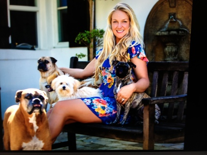 Key Biscayne Dog Training; Head Trainer Alexa Holloway