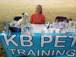 Key Biscayne Pet Training- Dog Painter